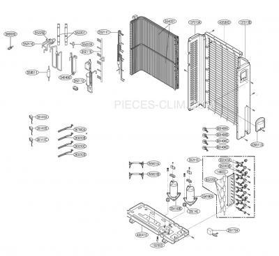 compresseur pieces frigorifique sonde lg fm30ah ue0 a4uw306fa0ewgbeeu. Black Bedroom Furniture Sets. Home Design Ideas