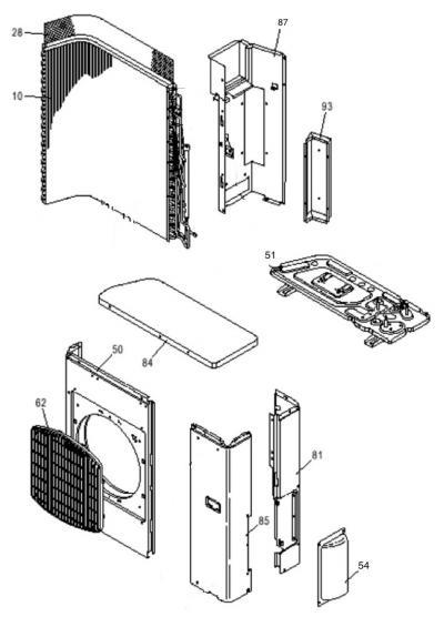 pi ces pour technibel grf314 mr5iaa. Black Bedroom Furniture Sets. Home Design Ideas